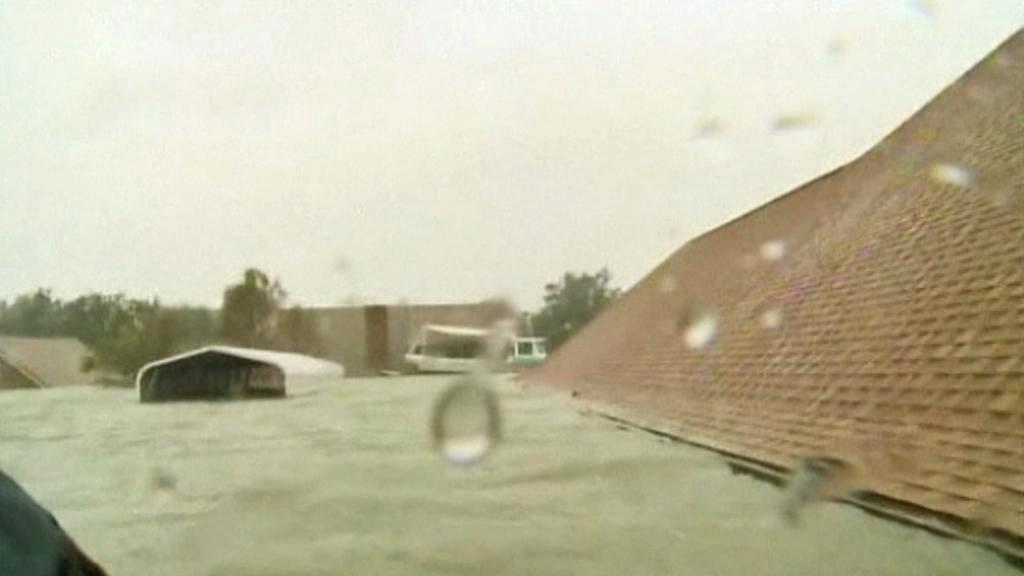 Tropická bouře Isaac