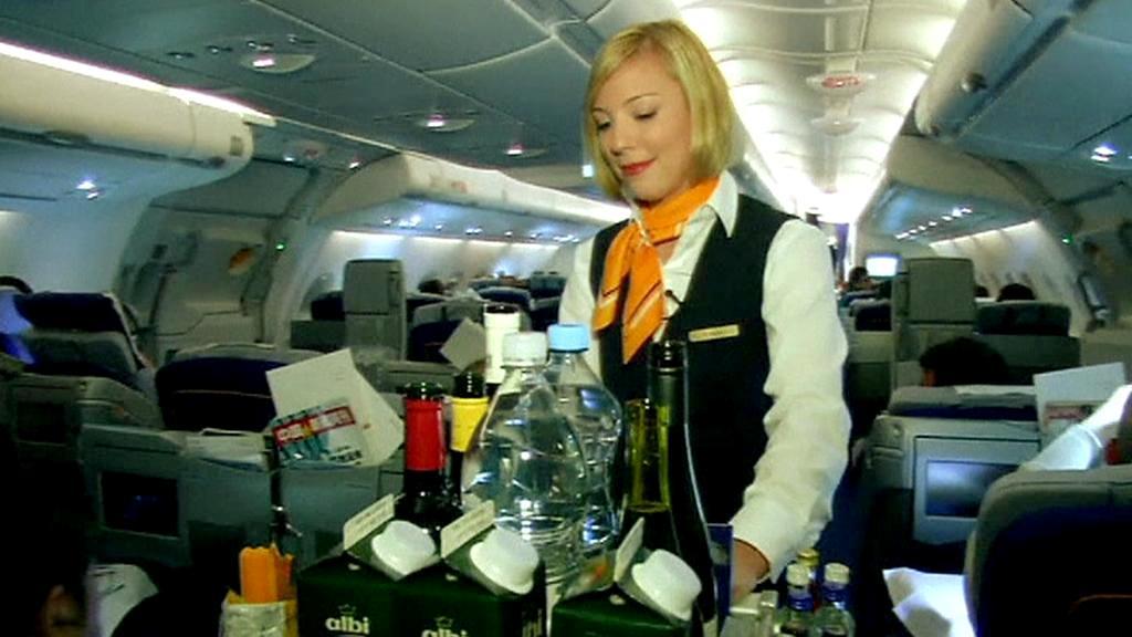 Letuška Lufthansy