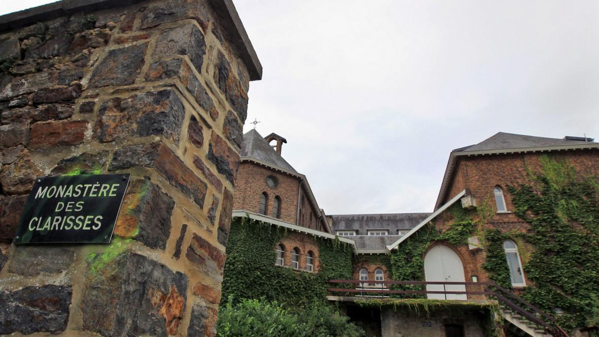 Katolický klášter v Malonne
