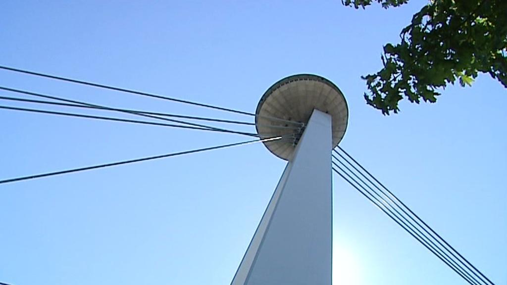 Bratislavský Most SNP