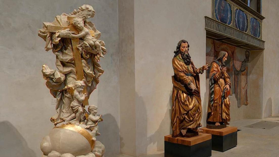 Muzeum barokních soch v Chrudimi