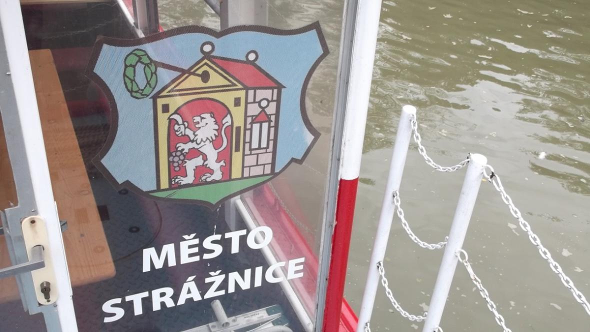 O loď se přela Strážnice s Veselím nad Moravou