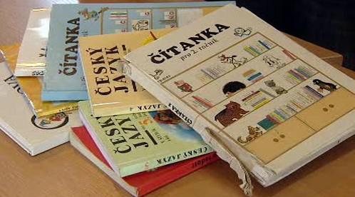 Staré učebnice