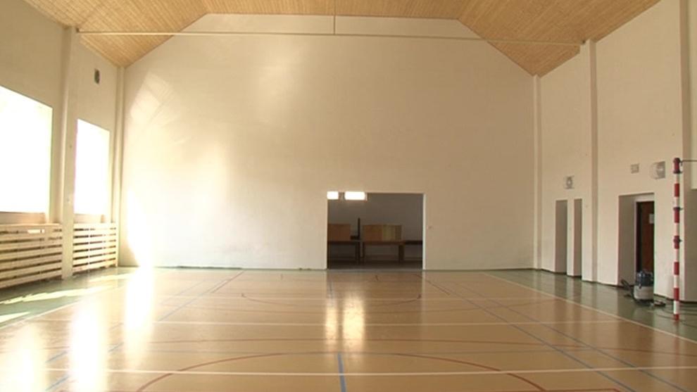 Sokolovna má i novou podlahu