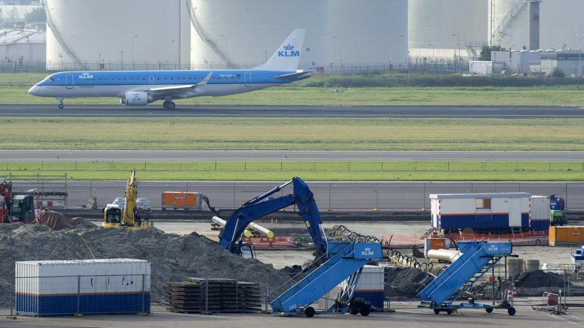 Amsterodamské letiště Schiphol