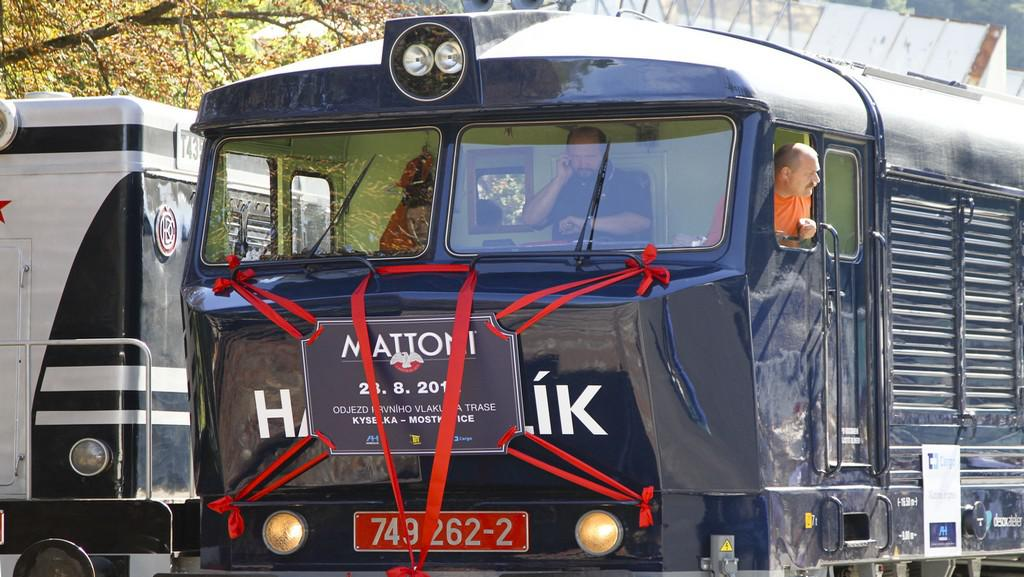 Železniční slavnost
