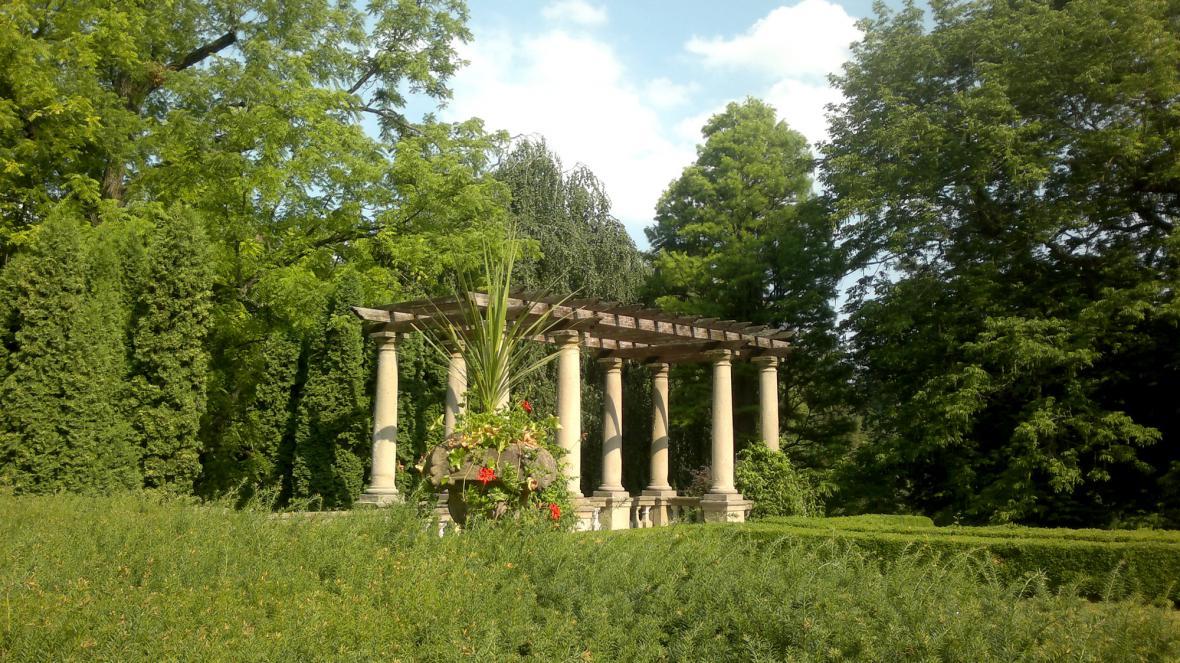 Buchlovický park