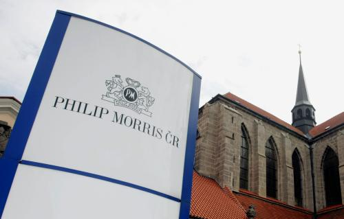 Philip Morris v Kutné Hoře