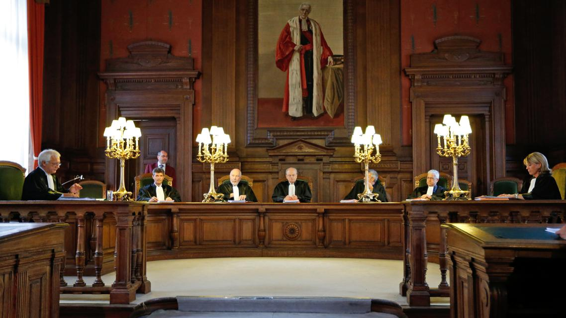 Kasační soud v Bruselu