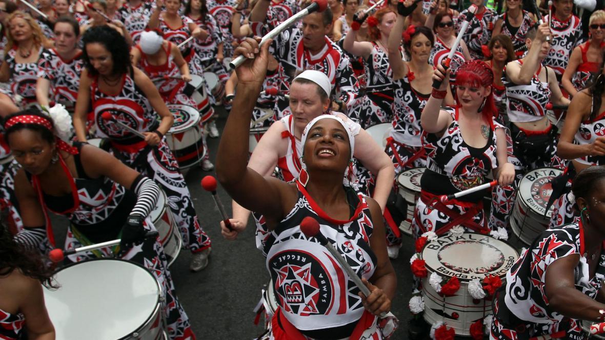 Festival v Notting Hillu