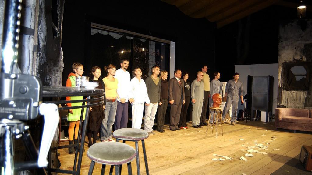 Dejvické divadlo v Řevnicích