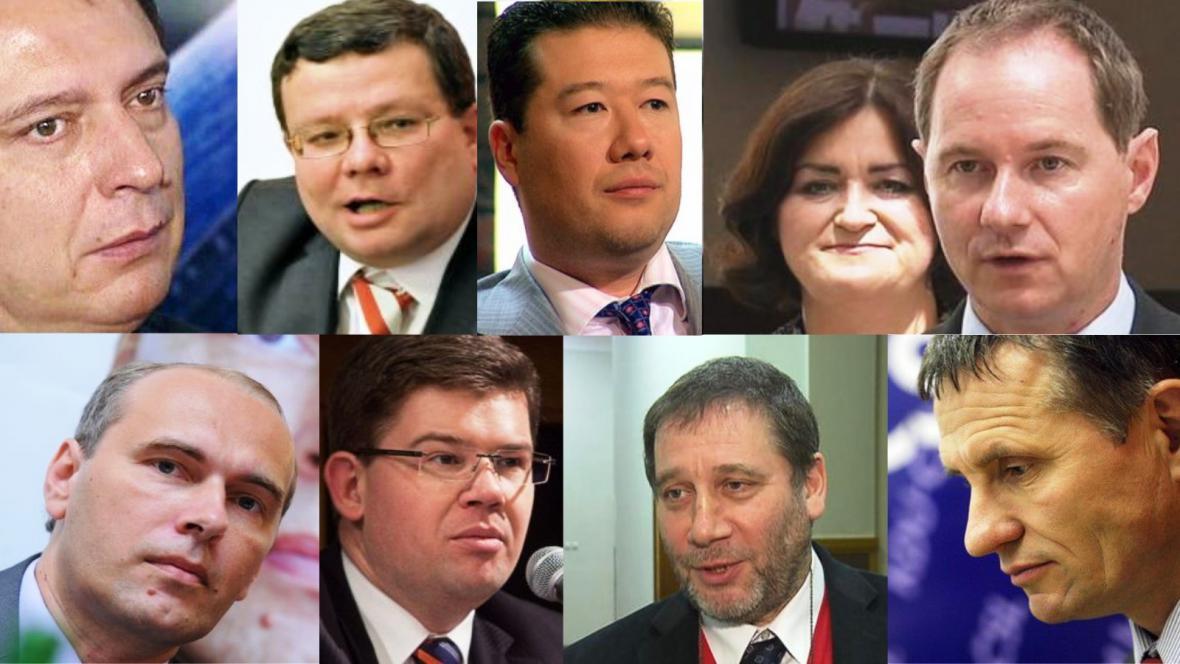 Tváře podzimních voleb