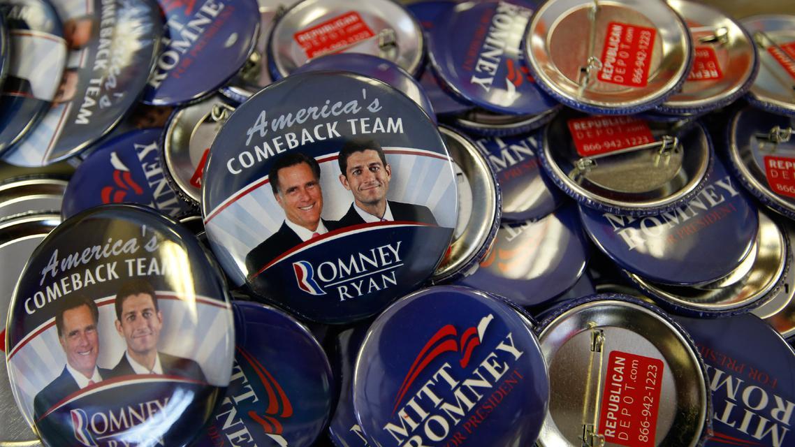 Předvolební kampaň Mitta Romneyho
