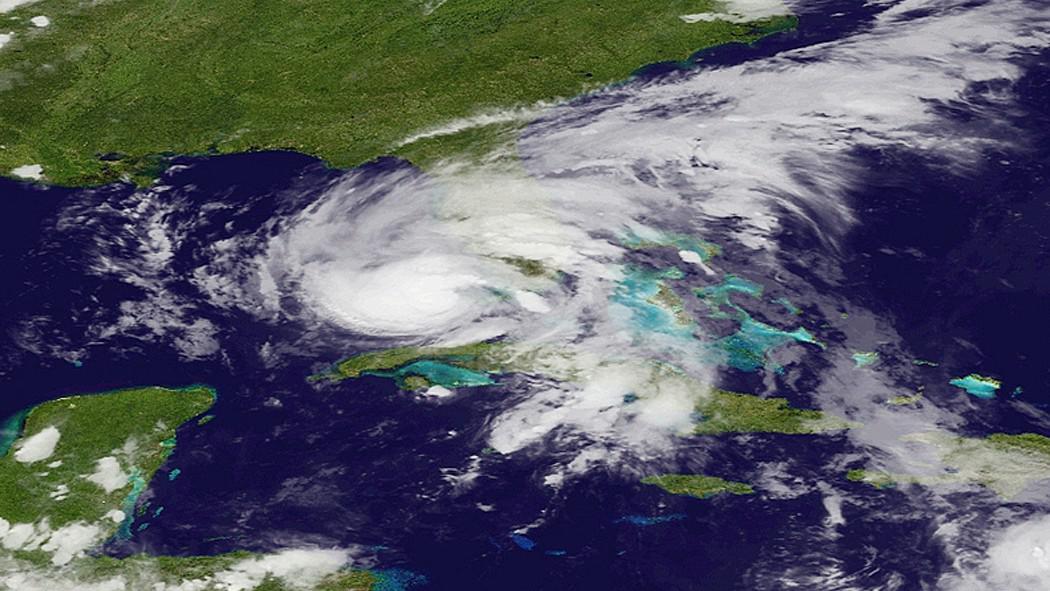 Florida a Isaac
