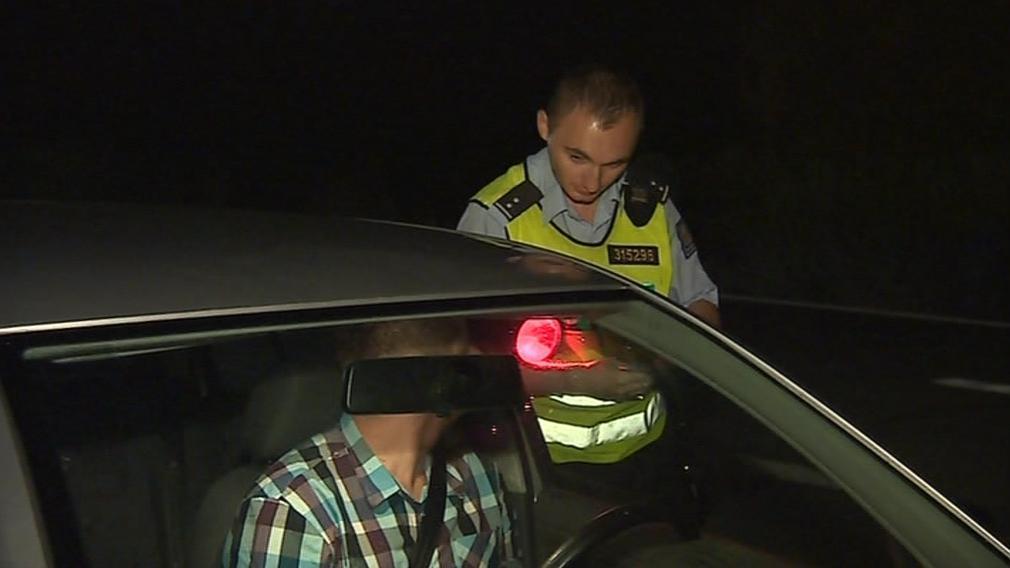Většina řidičů přistižených s alkoholem v krvi byli Češi