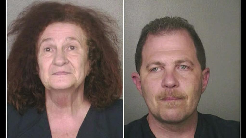 Michael Pollara kradl spolu s matkou