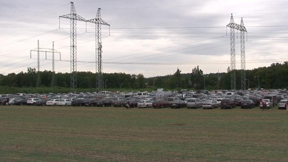 V pátek bylo na brněnském okruhu asi 15 tisíc diváků