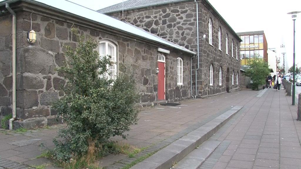 Vazební věznice na Islandu