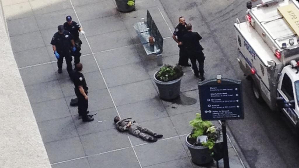 Střelba v New Yorku