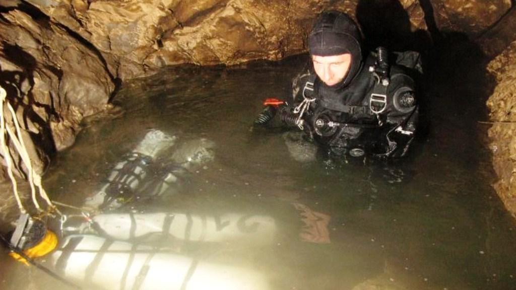 Jeskyně Krubera-Voronja