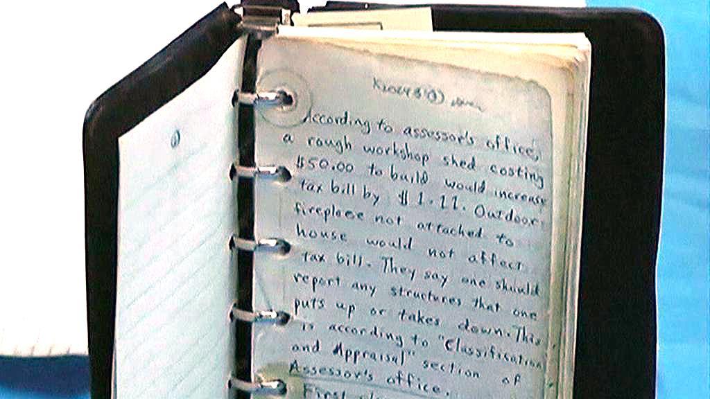 Deník Unabombera