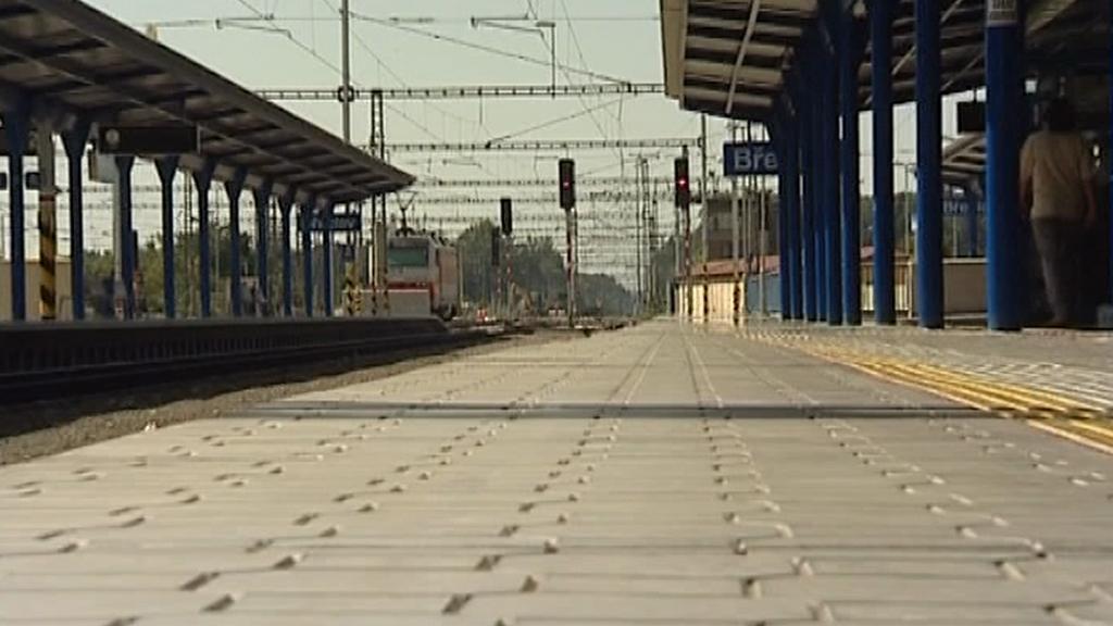 Břeclavské nádraží