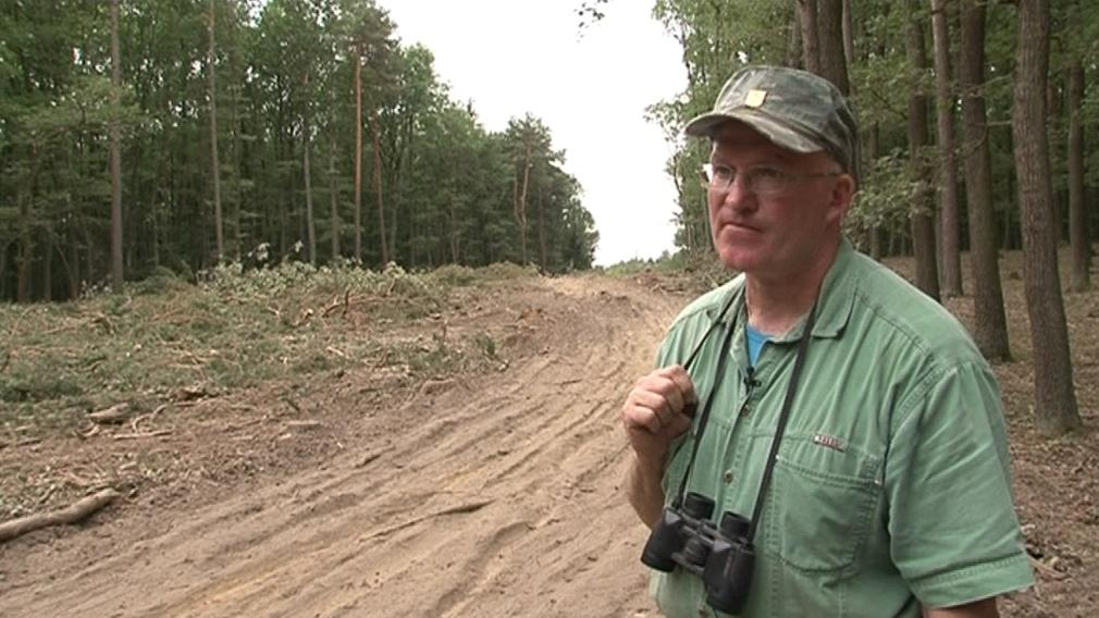 Na kácení upozornil správce lesa Karel Dvořáček