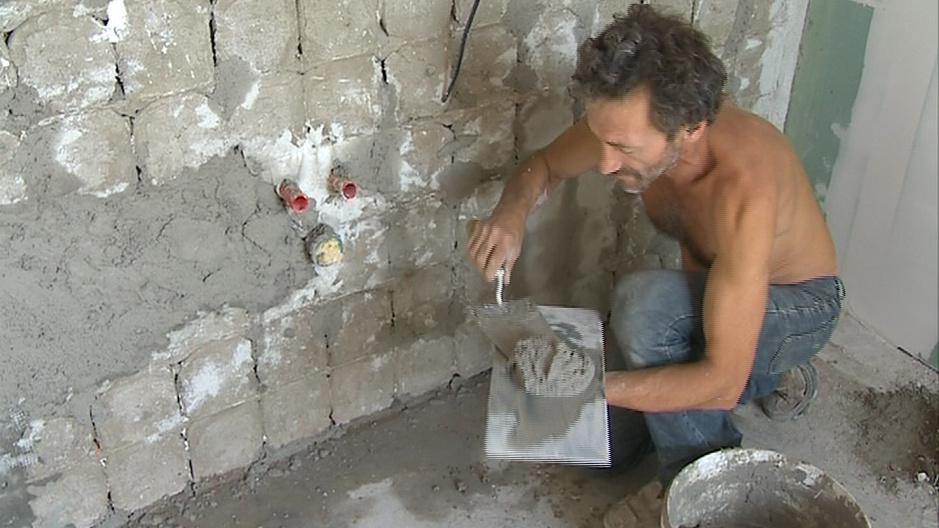 Stavbaři pracují takřka nonstop