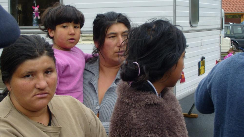 Ženy z tábořiště Cratère
