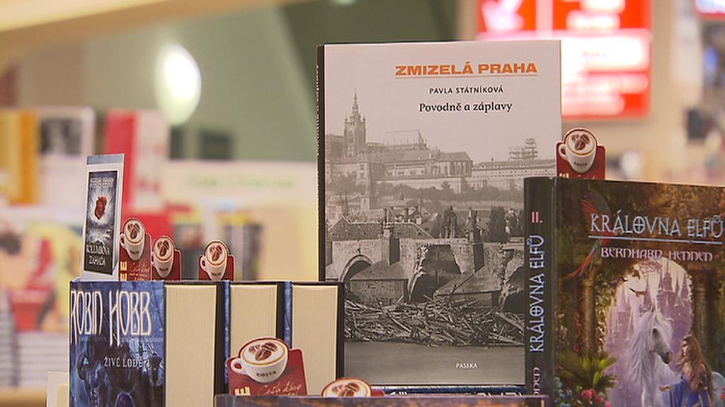 Pavla Státníková - Zmizelá Praha