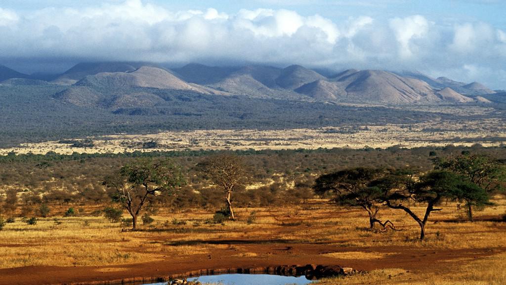 Rezervace Masai Mara v Keni