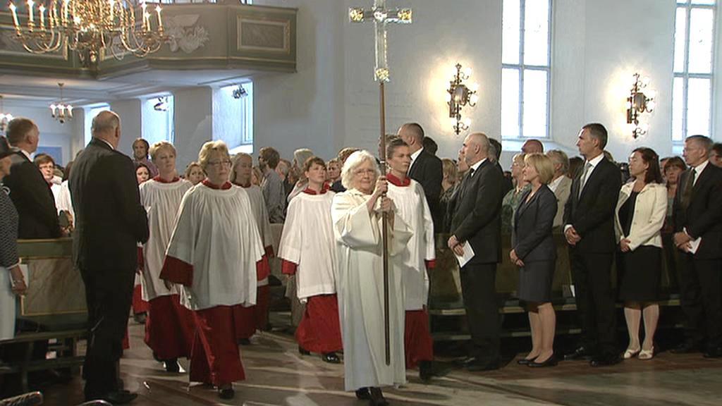 Bohoslužba v Norsku