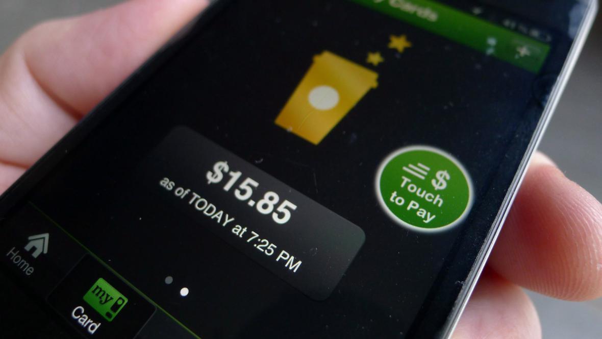 Platba mobilním telefonem