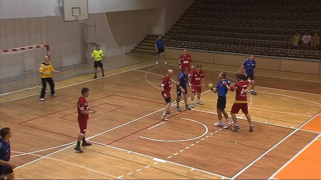 Brňané si nechali utéct úvod zápasu proti Považské Bystrici, kdy prohrávali už 1:8
