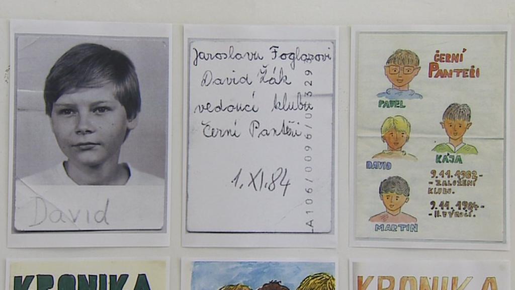 Výstava pro Jaroslava Foglara