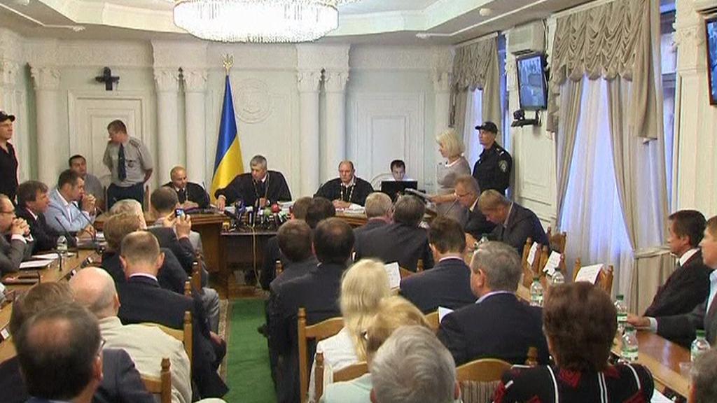 Ukrajinský kasační soud