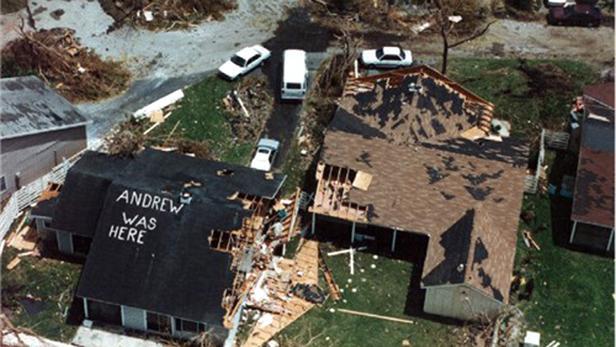 Hurikán Andrew (1992)