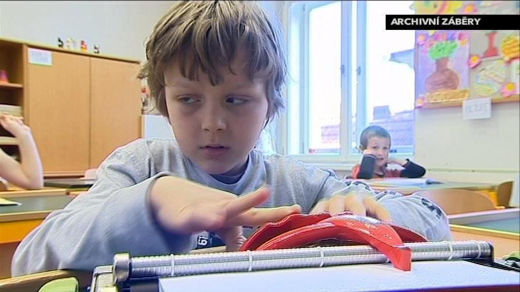 Nová škola pro slabozraké děti