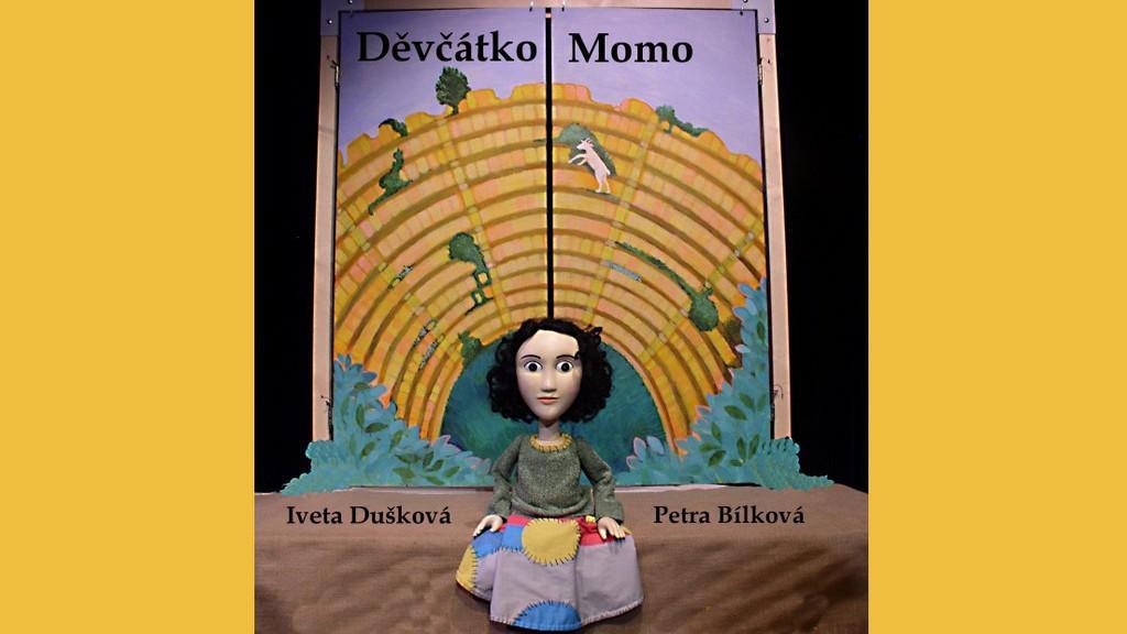 Divadlo Cylindr / Děvčátko Momo