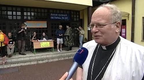 Biskup František Lobkowicz