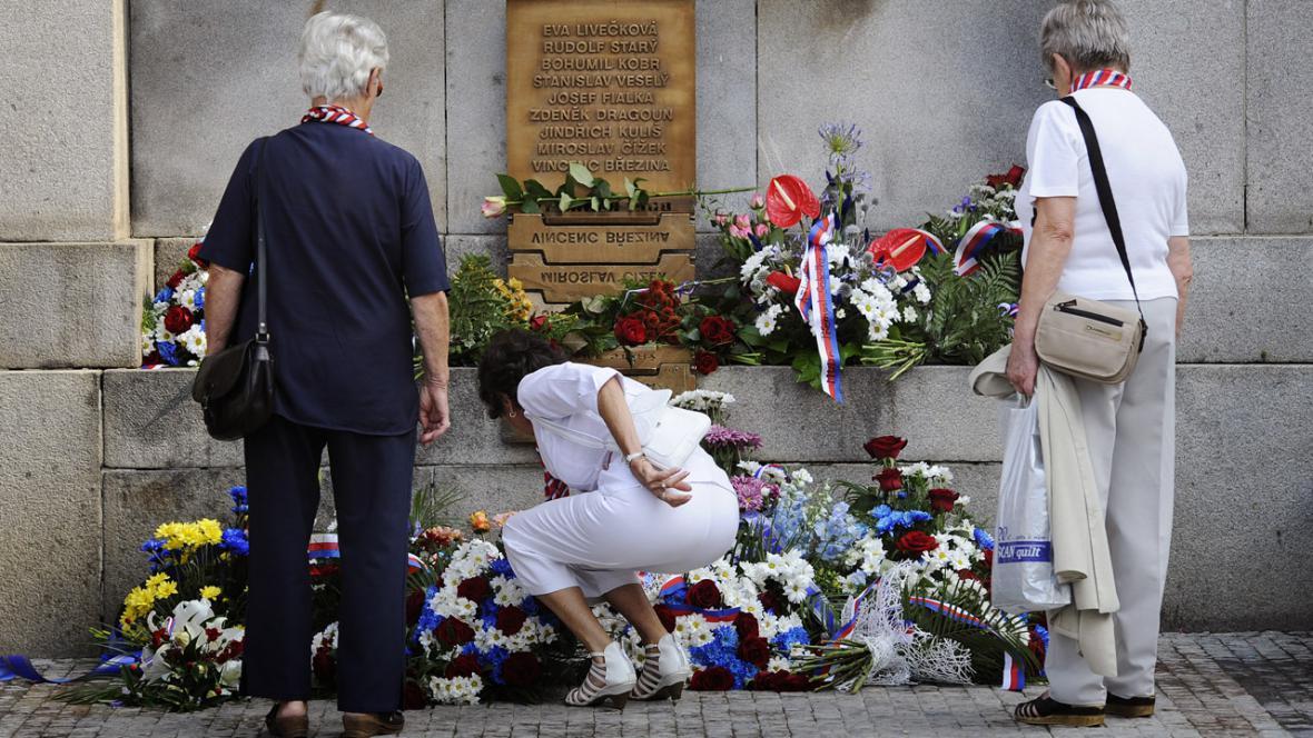 Vzpomínka na srpen 1968 v Liberci