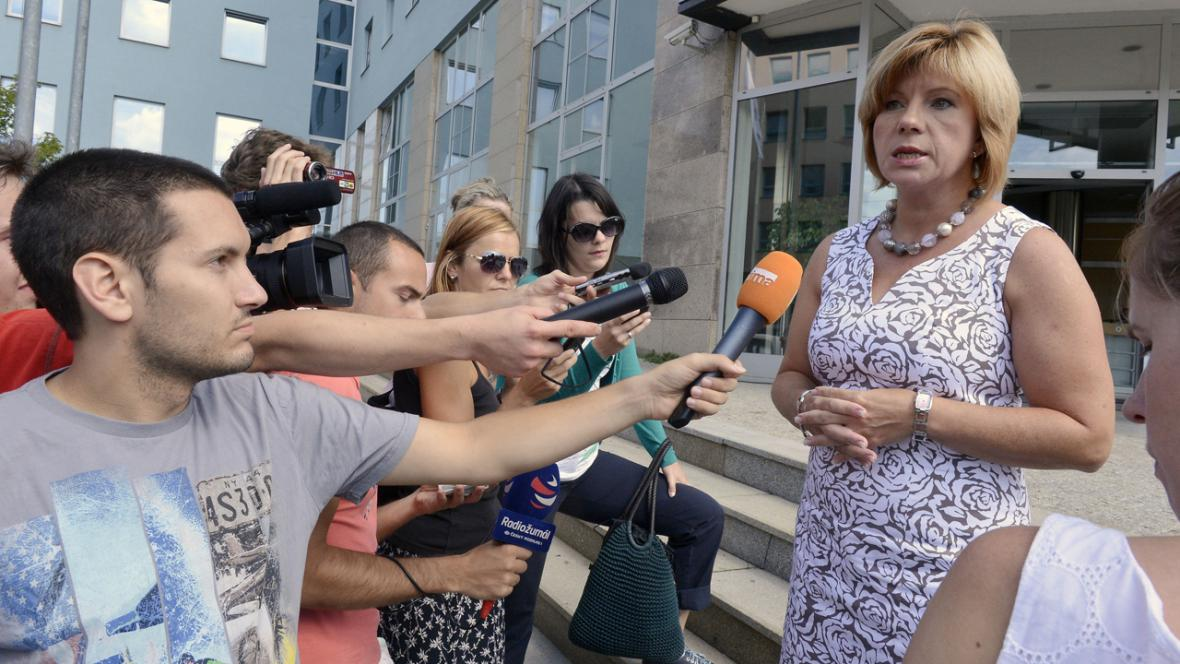 Současná ředitelka DPP Magdalena Češková
