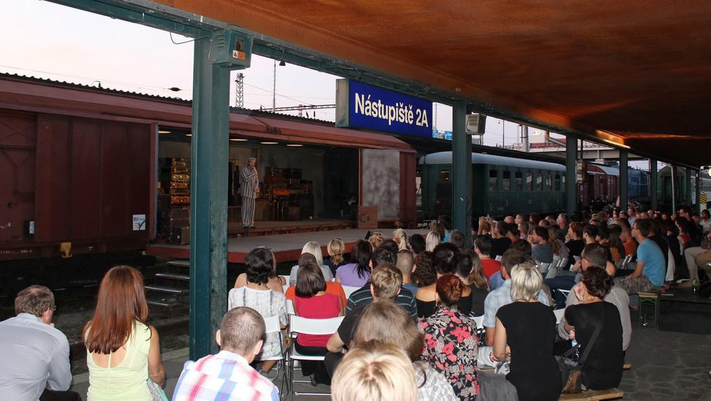 Vlak Lustig (Plzeň)