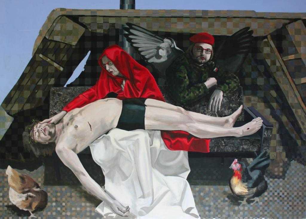 Martin Hajdík / Pieta (2012)