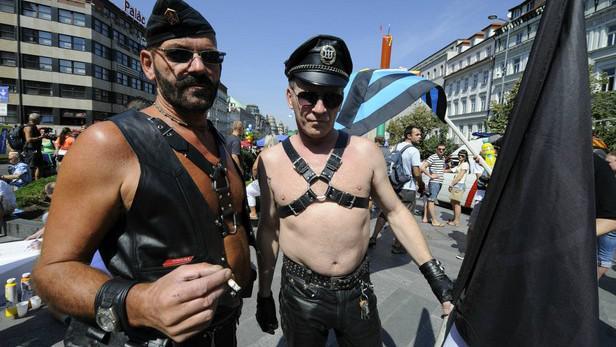 Prague Pride na Václavském náměstí