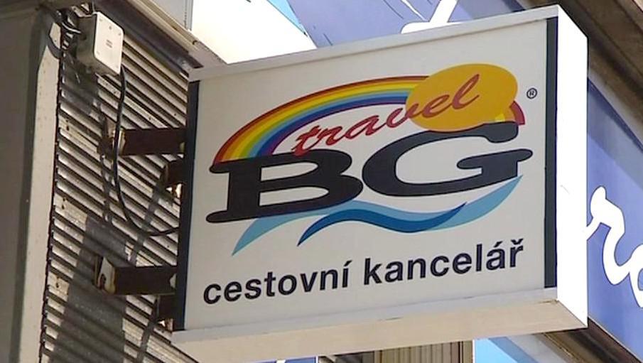 Zkrachovalá cestovka BG Travel