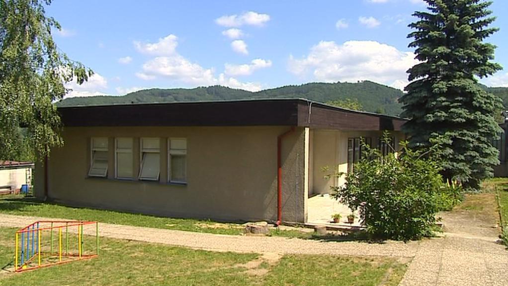 Staré pavilony školky