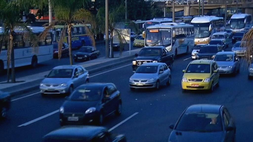 Brazilská silnice