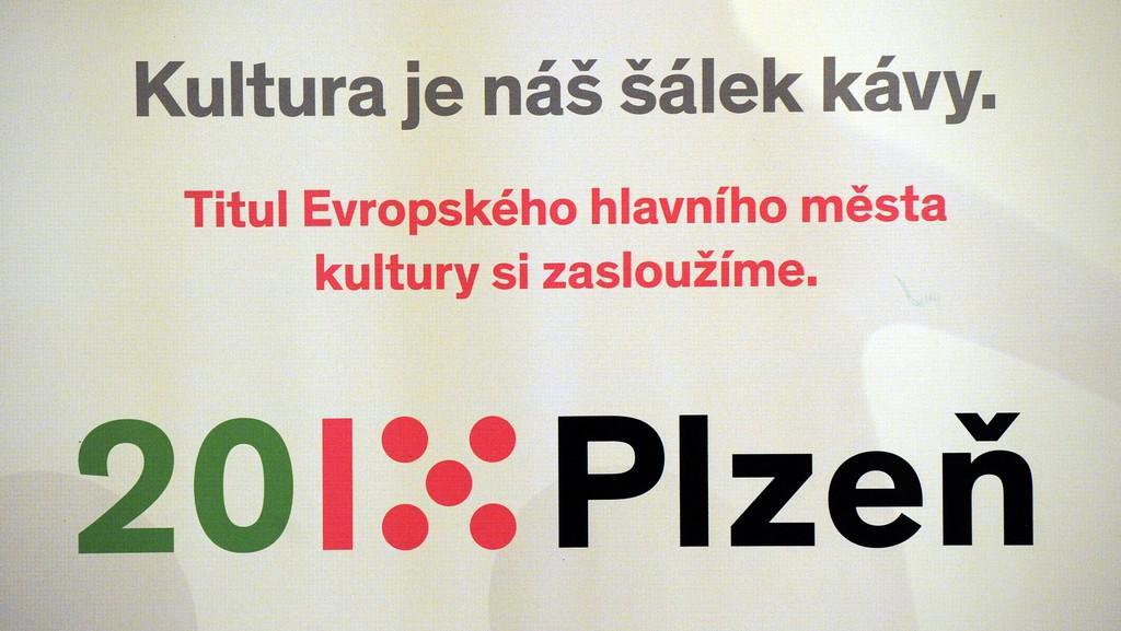 Nové logo Plzně