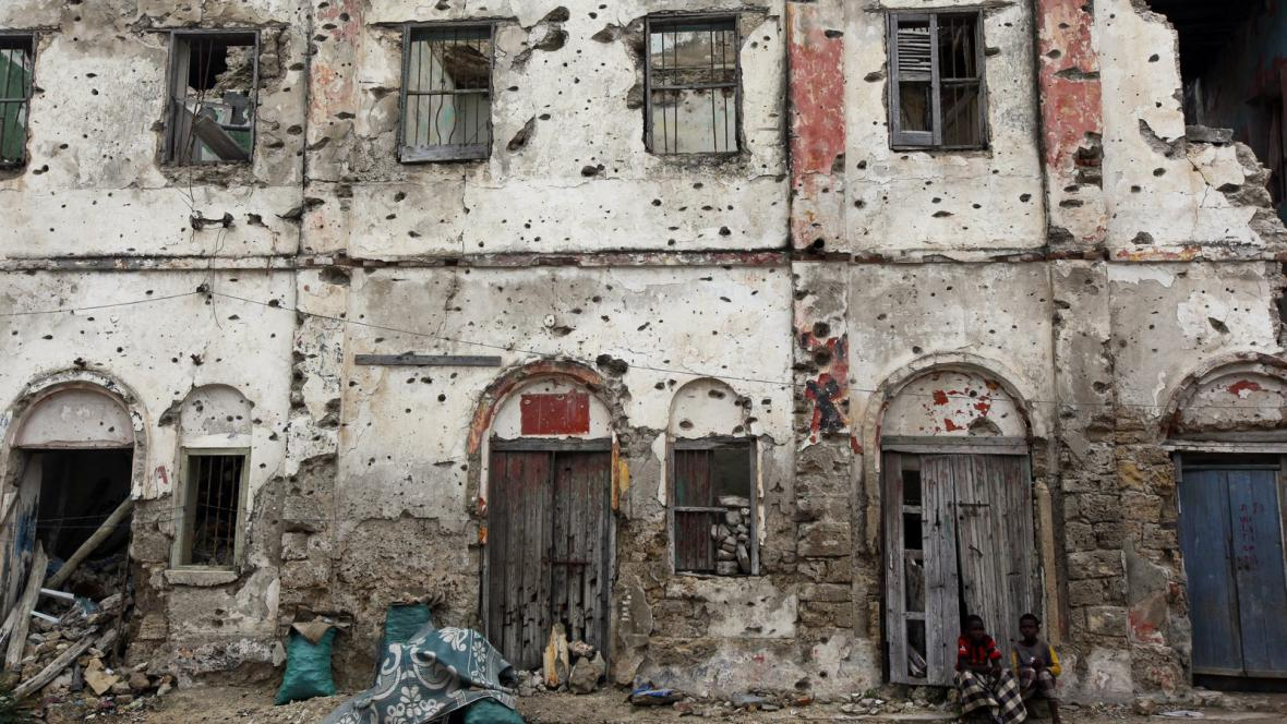 Nepokoje v Somálsku